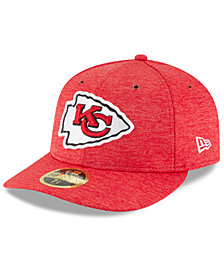 New Era Kansas City Chiefs On Field Low Profile Sideline Home 59FIFTY FITTED Cap