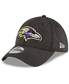 New Era Baltimore Ravens On Field Sideline Home 39THIRTY Cap