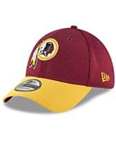 New Era Washington Redskins On Field Sideline Home 39THIRTY Cap d6f60c567
