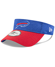New Era Buffalo Bills On Field Sideline Visor