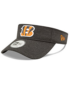 New Era Cincinnati Bengals On Field Sideline Visor