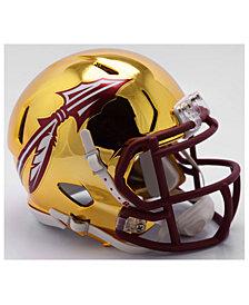 Riddell Florida State Seminoles Speed Chrome Alt Mini Helmet