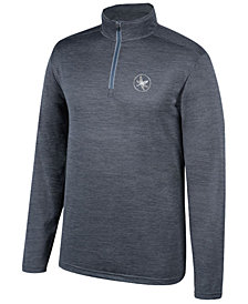 Top of the World Men's Ohio State Buckeyes Luminary Reflective Quarter-Zip Pullover