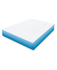 SensorPedic Cool Ice Waterproof Queen Mattress Protector