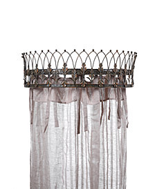 Metal Curtain Crown