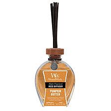 WoodWick Harvest Pumpkin Butter Reed Diffuser