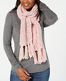 I.N.C. Chenille Shine Scarf, Created for Macy's