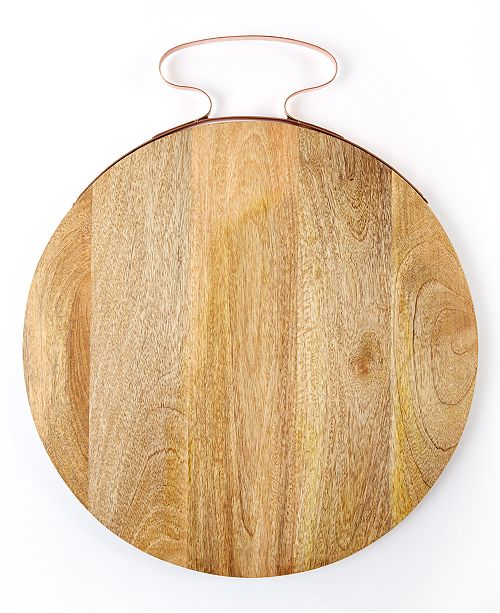 Two's Company Wood Serving Board, Set of 2