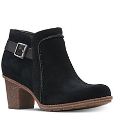Clarks Collection Women's Sashlin Ester Booties
