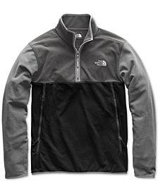 The North Face Men's Glacier Alpine Quarter-Zip Jacket