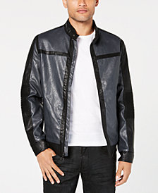 I.N.C. Men's Hayden Moto Jacket, Created for Macy's