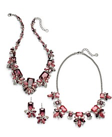 Charter Club Crystal & Stone Jewelry Separates, Created for Macy's