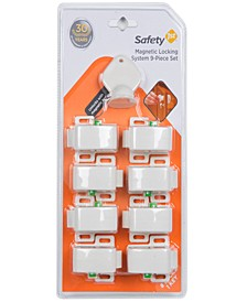 Safety 1st® Complete Magnetic Locking System