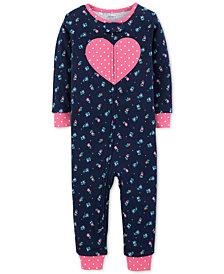 Carter's Baby Girls Cotton Pajamas