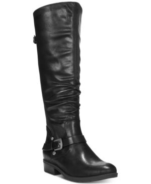 Image of Baretraps Yanessa Riding Boots, Created for Macy's Women's Shoes