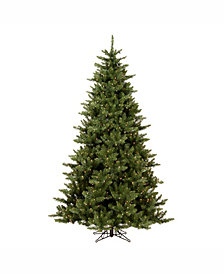 7.5' Camdon Fir Artificial Christmas Tree with 800 Clear Lights