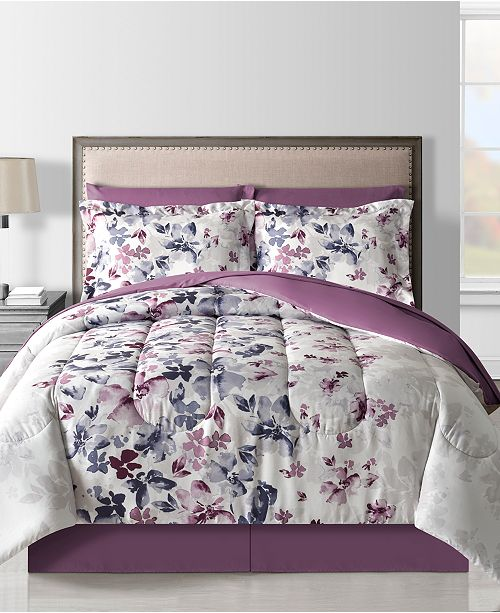 Fairfield Square Collection Monica 8-Pc. Comforter Sets