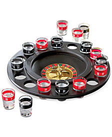 Jay Imports Drinking Roulette 16-Pc. Game Set