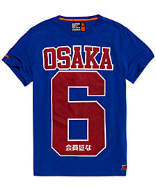 Superdry Men's Osaka Podium Graphic T-Shirt