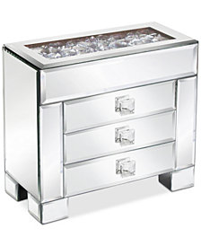 Jay Imports American Atelier' Mirror Box With Jewels