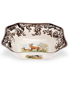 Spode Woodland Serving Bowl