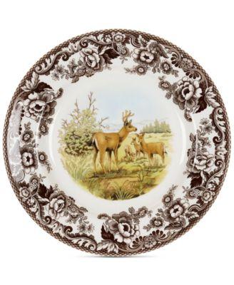 Woodland  Dinner Plate