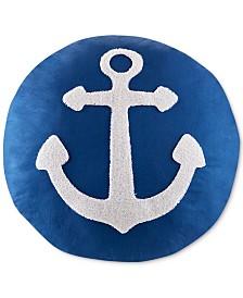Urban Dreams Ocean Adventures Floor Pillow, Created for Macy's