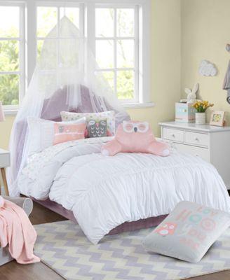 Verona Comforter Mini Set Twin, Created for Macy's
