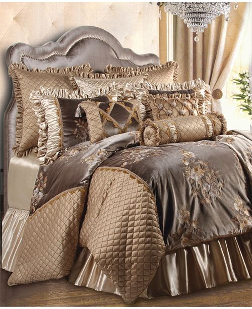 Jennifer Taylor Home Legacy Comforter Embroidered Woven
