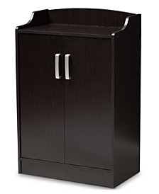 Verdell Shoe Cabinet, Quick Ship