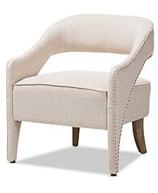 Floriane Lounge Chair, Quick Ship