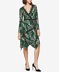 Isabella Asymmetrical Wrap Dress