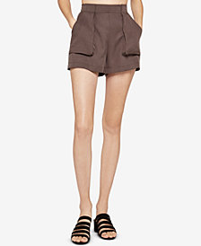 BCBGeneration Patch-Pocket Utility Shorts
