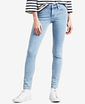 83959e64217 711 Skinny Fit Reg Levis Skinny Jeans for Women - Macy's
