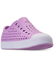Skechers Little Girls' Guzman Casual Sneakers from Finish Line