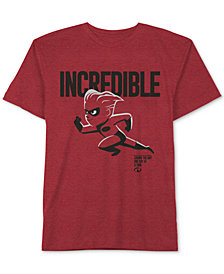 Jem Big Boys Incredibles Dash Graphic T-Shirt
