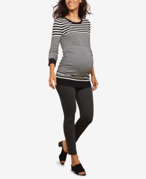 Motherhood Maternity Skinny Ankle Pants