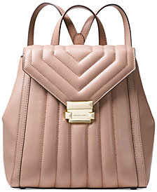 MICHAEL Michael Kors Whitney Quilted Small Backpack