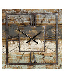 Astor Mid Century Wall Clock