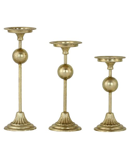 Aspire Home Accents Ivara Candle Holders Set of 3