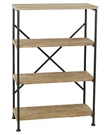 Kason 4-Shelf Industrial Rack