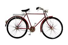 Cruiser Bike Red