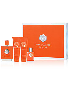 Vince Camuto Men's 4-Pc. Solare Gift Set