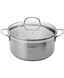 BergHoff Bistro 4.5-qt Stainless Steel  Covered Stockpot