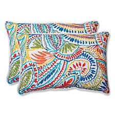Ummi Multi Over-sized Rectangular Throw Pillow, Set of 2