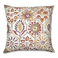 "Antique Stone Spice 24.5"" Floor Pillow"