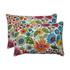 Gregoire Prima Over-sized Rectangular Throw Pillow, Set of 2