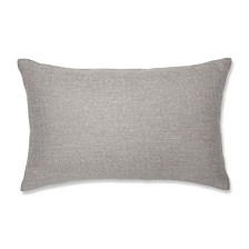Sonoma Linen Rectangular Throw Pillow