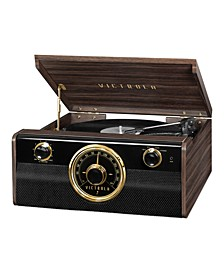 3-in-1 Bluetooth Record Player