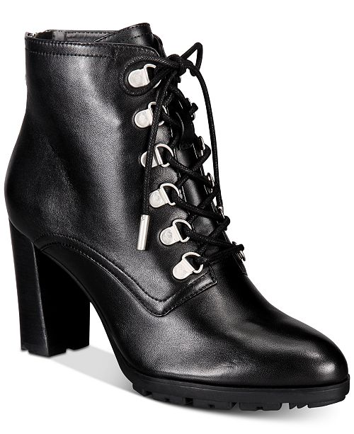 60c6f6ff6db Adrienne Vittadini Thad Booties & Reviews - Boots - Shoes - Macy's